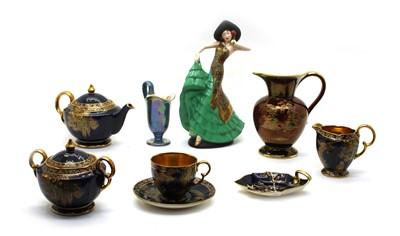 Lot 273 - Crown Devon Fielding's ceramics