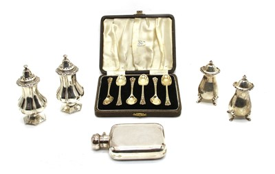 Lot 2 - Silver items
