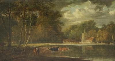 Lot 633 - Circle of Robert Ladbrooke (1768-1842)