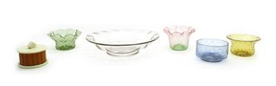 Lot 260 - 9 items of glassware