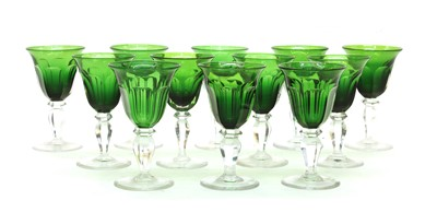 Lot 264 - A set of 12 drinking glasses