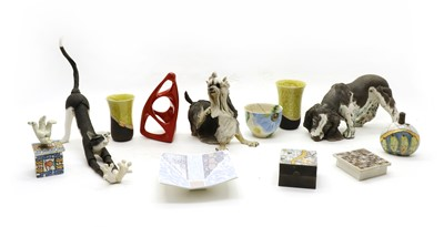 Lot 279 - Three Country Artists animals