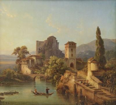 Lot 635 - Heinrich Karl Henry Jaeckel (German, 1840-1876)