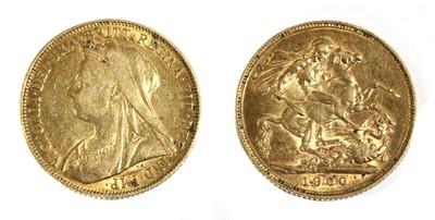 Lot 11 - Coins, Great Britain, Victoria (1837-1901)