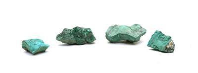 Lot 71 - A quantity of malachite specimens