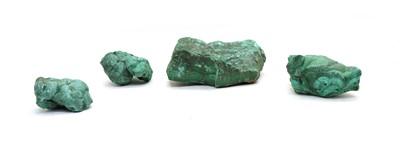 Lot 72 - A quantity of malachite specimens