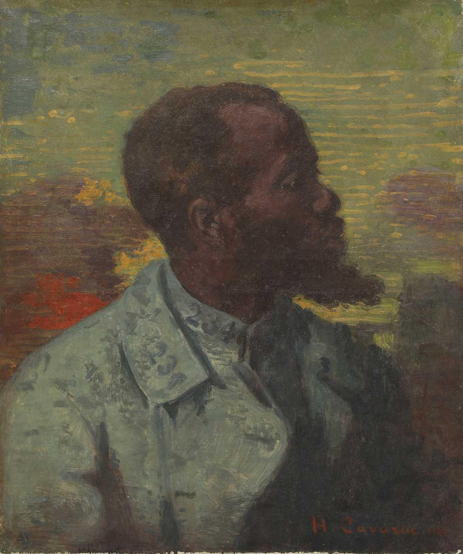Lot 34 - Honoré Cavaroc (French, 1846-1930)