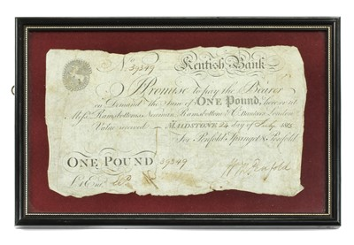 Lot 58 - Banknotes, Great Britain, George III (1760-1820)