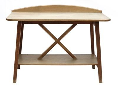 Lot 89 - A Gordon Russell oak side table