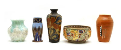 Lot 79 - A Charlotte Rhead art pottery bowl