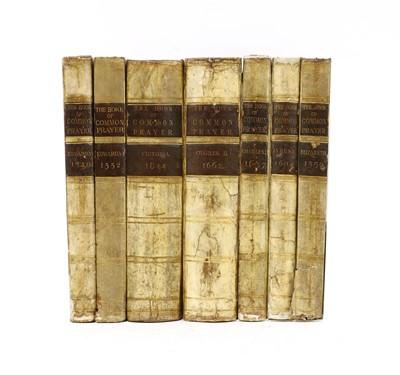 Lot 119 - The Book of Common Prayer. London: William Pickering