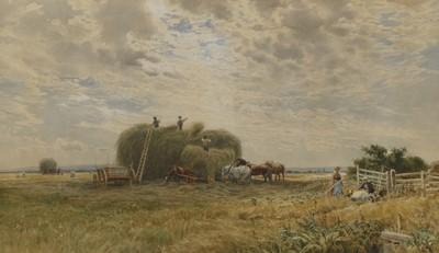 Lot 537 - Augustus Walford Weedon (1838-1908)