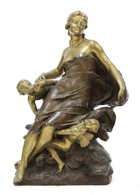 Lot 24 - Francois-Raoul Larche (French 1860-1912)