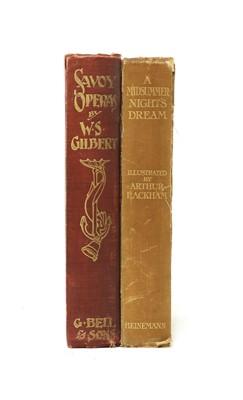 Lot 82 - 1- Rackham, A (ill); Shakespeare: A Midsummer-Night's Dream