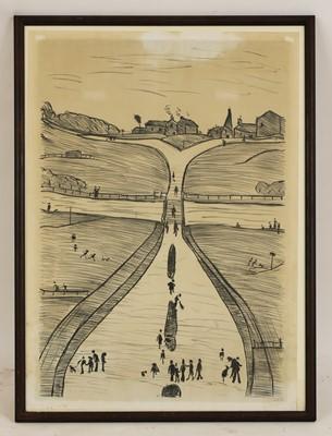 Lot 79 - *Laurence Stephen Lowry RA (1887-1976)