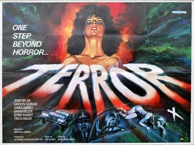 Lot 73 - 'TERROR'