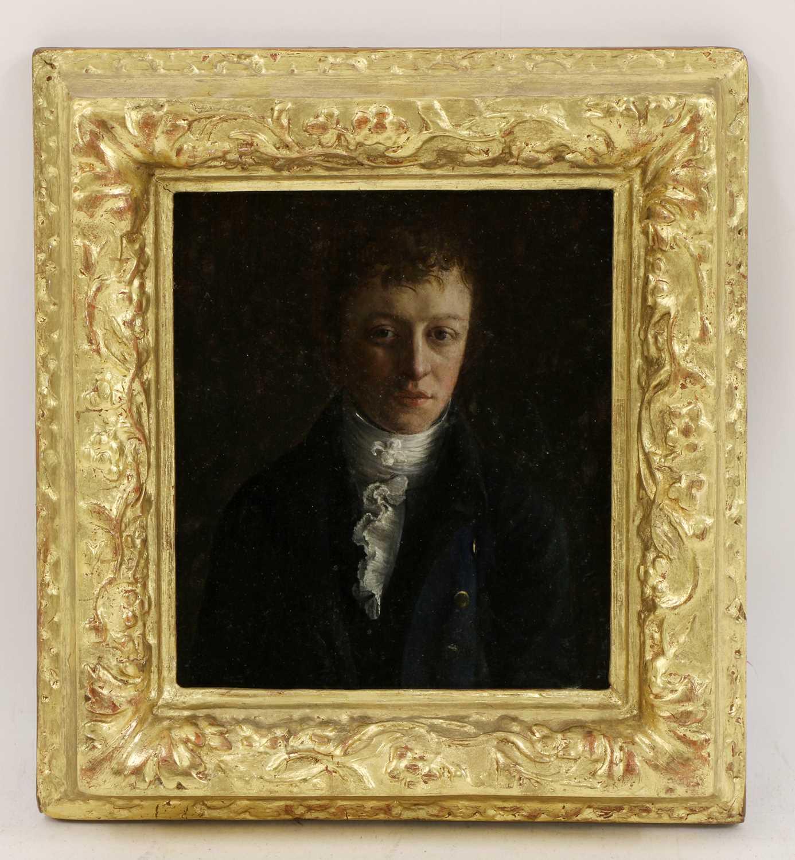 Lot 596 - Circle of John Linnell (1792-1882)