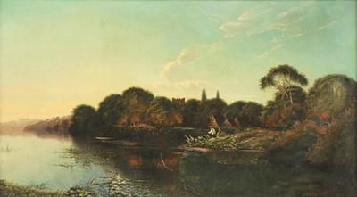 Lot 648 - Edwin Henry Boddington (1836-1905)