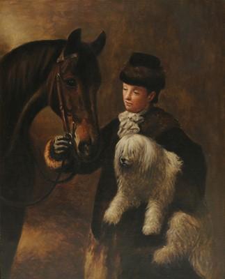 Lot 617 - Charles Augustus Henry Lutyens (1829-1915)