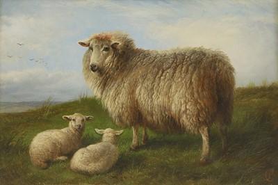 Lot 639 - Charles Jones (1836-1892)