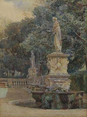 Lot 551 - George Samuel Elgood (1851-1943)