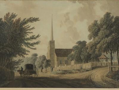 Lot 531 - Samuel Hieronymus Grimm (Swiss, 1733-1794)