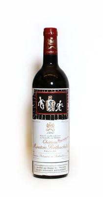 Lot 58 - Chateau Mouton Rothschild, 1er Cru Classe, Pauillac, 1994, one bottle
