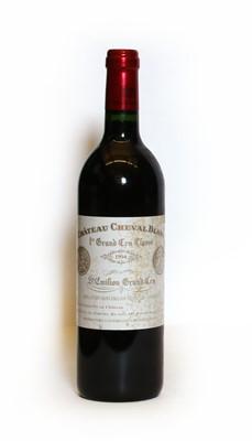 Lot 62 - Chateau Cheval Blanc, Saint-Emilion 1er Grand Cru Classe, 1994, one bottle