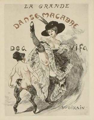 Lot 429 - 'LA GRANDE DANSE MACABRE'