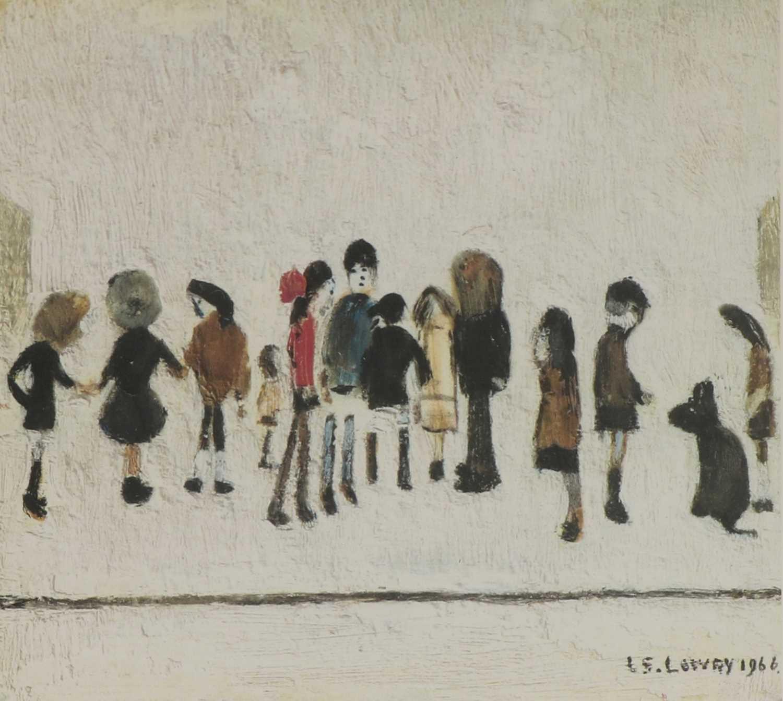 Lot 83 - *Laurence Stephen Lowry RA (1887-1976)