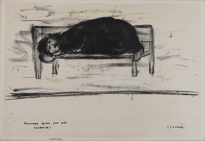Lot 137 - *Laurence Stephen Lowry RA (1887-1976)