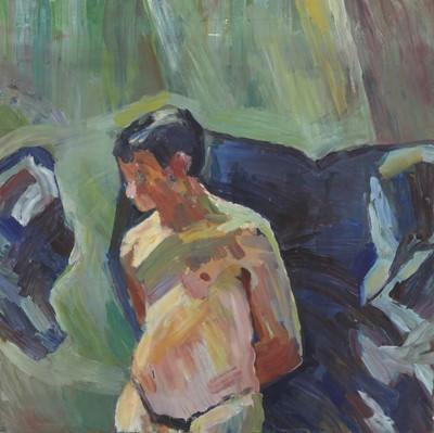 Lot 639 - *Alisha Sufit (b.1946)