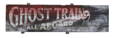 Lot 339 - GHOST TRAIN