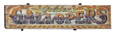 Lot 338 - GOLDEN GALLOPER
