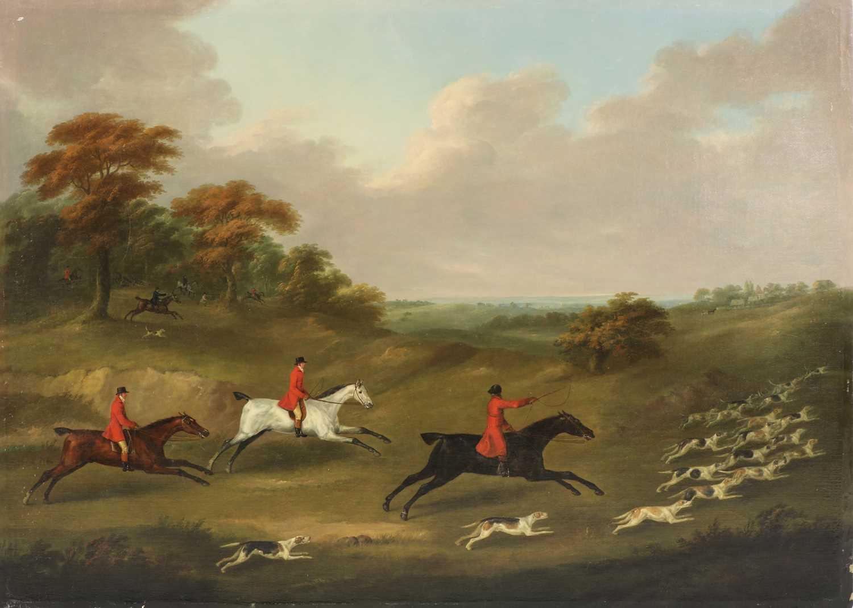 Lot 33 - John Nost Sartorius (1759-1828)
