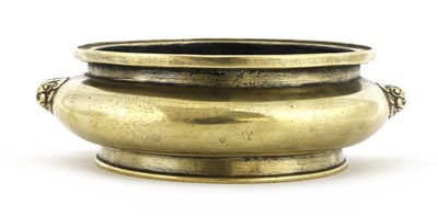 Lot 106 - A Chinese bronze incense burner