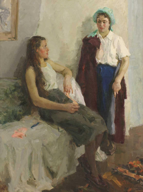 Lot 57 - Boris Sporykhin (Russian, 1928-2020)