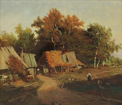 Lot 616 - Vladimir Eremenko (Russian, 1922-1988)
