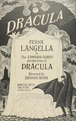 Lot 31 - 'DRACULA'