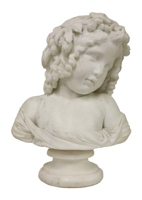 Lot 188 - Jean-Antoine Houdon (French, 1741-1828)