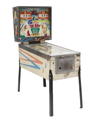 Lot 334 - PINBALL MACHINE