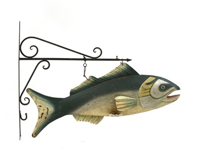 Lot 374 - FISHMONGER
