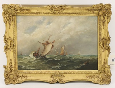 Lot 631 - Attributed to John Moore of Ipswich (1820-1902)