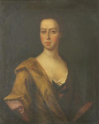 Lot 580 - English School, c.1730