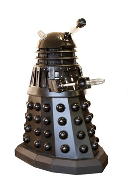 Lot 124 - DOCTOR WHO: AN ON-SCREEN-USED DALEK SEC