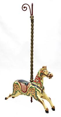 Lot 331 - CAROUSEL HORSE