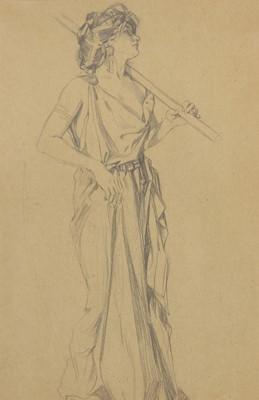 Lot 524 - Raphael Kirchner (Austrian/American, 1876-1917)