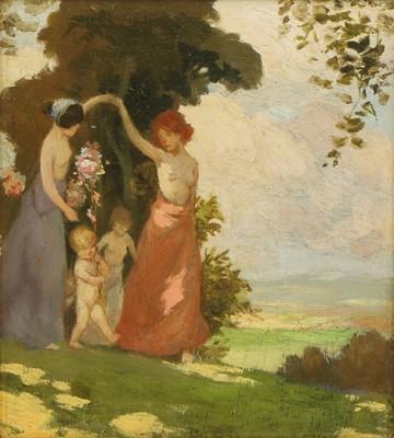 Lot 624 - Arthur Henry Jenkins (1871-1940)