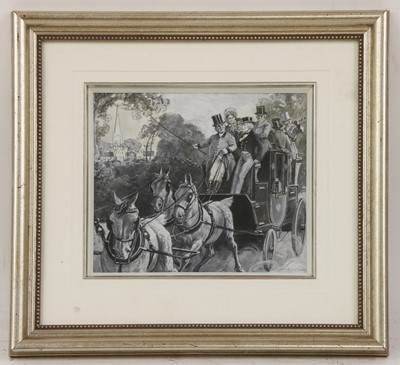 Lot 11 - William Henry Charles Groome (1854-1913)