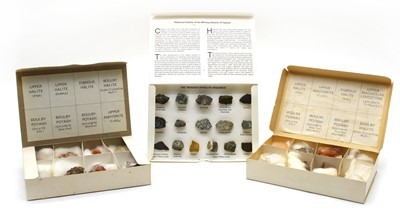 Lot 41 - A collection of geological surveys